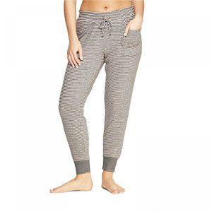 NWT Stars Above Jogger Pajama Pants Large Gray